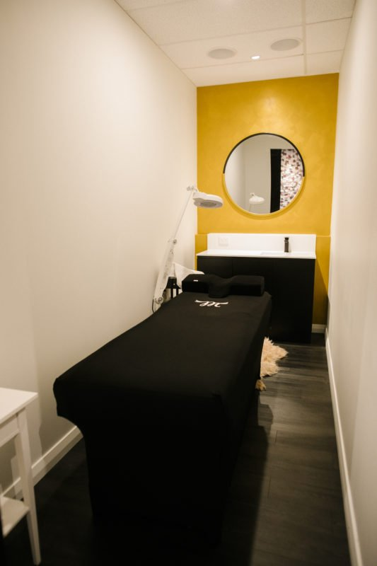 Mollylash Carlisle Treatment Room