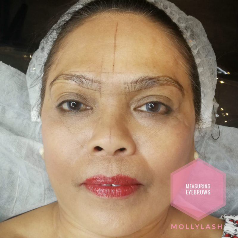Microblading & Shading Client 2 - Before